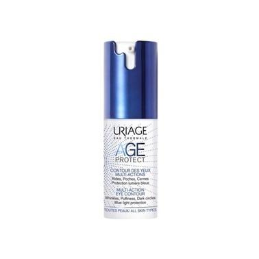 Uriage URIAGE Age Protect Contour Des Yeux Multi-Actions 15 ml Renksiz